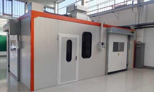 Installato nuovo Impianto di Asciugatura presso nota ditta Italiana
